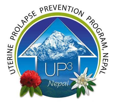 UP3 nepal logo